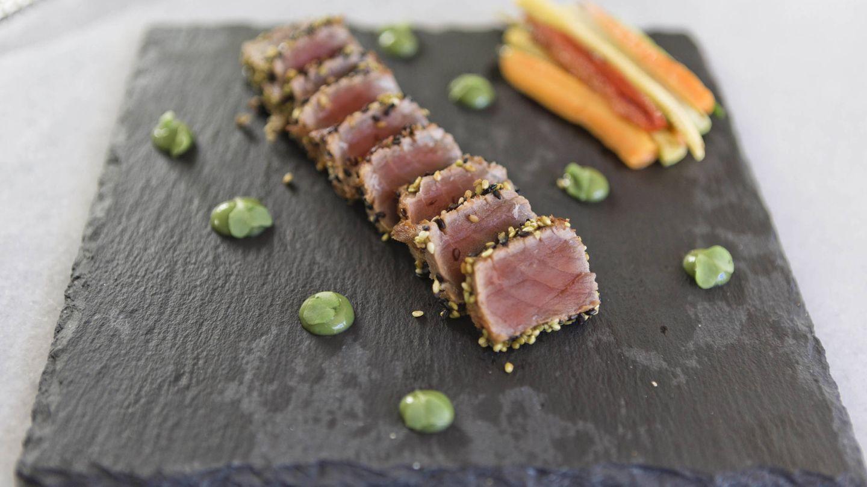 Tataki de atún de Touché