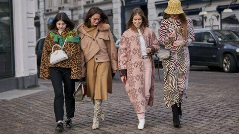 Los 4 magníficos: el color, el estampado, la prenda y el tejido claves del otoño
