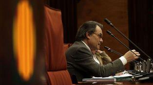 Cataluña 'té un problema'