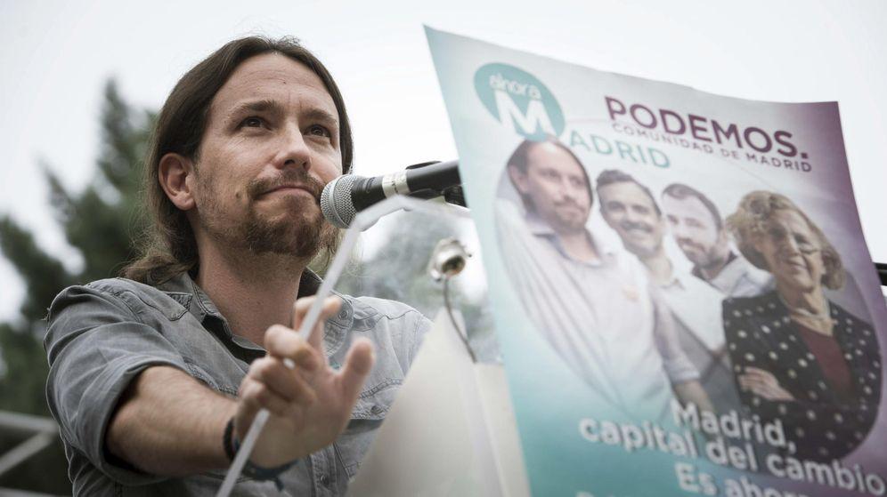 Foto: Podemos y Ciudadanos pugnan por captar el voto de los emprendedores