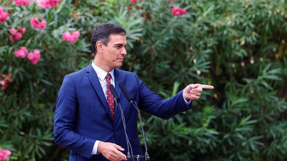 Foto: El presidente del Gobierno en funciones, Pedro Sánchez. (Reuters)
