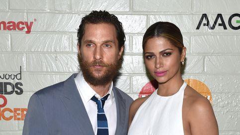 Matthew McConaughey y Camila Alves podrían anunciar en breve su divorcio