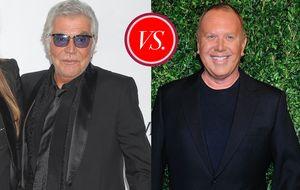 Roberto Cavalli acusa a Michael Kors de copiarle todo el tiempo...