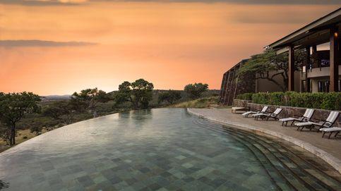 Así se ha construido el hotel más sostenible del Serengueti