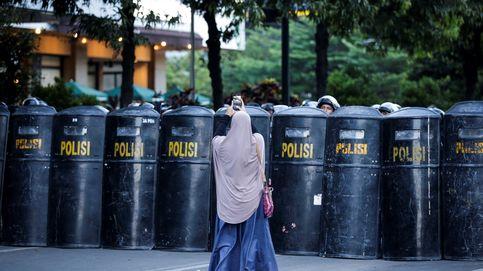 Problemas en los comicios indonesios