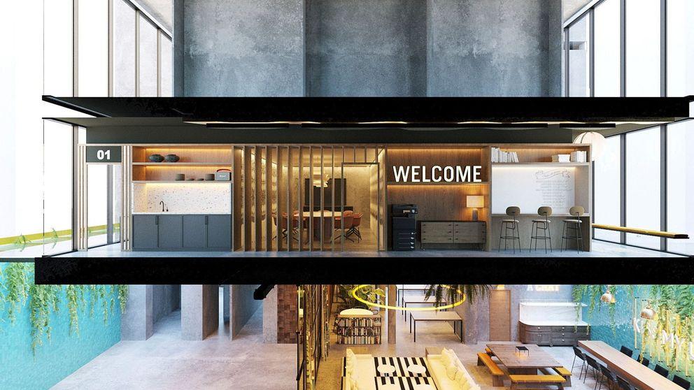 Coworking, e-commerce... nuevos nichos de rentabilidad en el inmobiliario