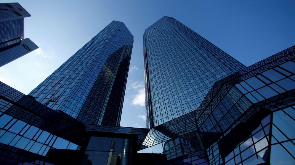 Foto: Oficinas centrales de Deutsche Bank en Fráncfort. (Reuters)