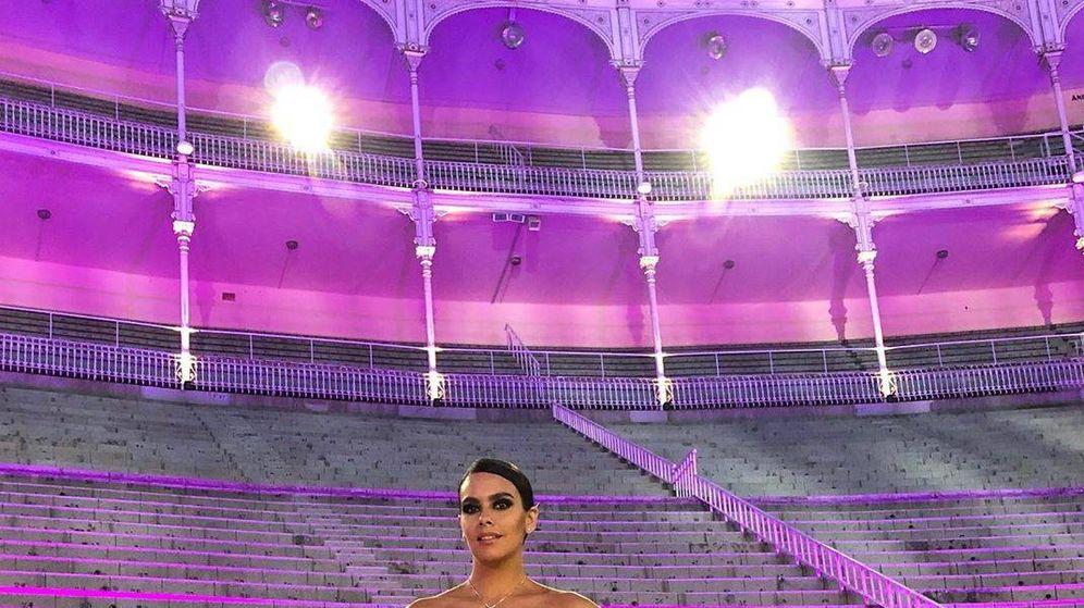 Foto: Cristina Pedroche con su outfit de mujer dominatrix (Instagram)
