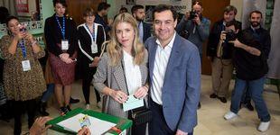 Post de Manuela, Mercedes y Mª José, las 'primeras damas' por sorpresa en Andalucía