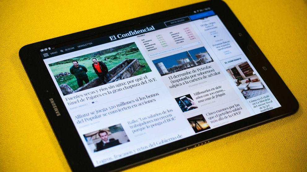 Probamos el 'iPad' de Samsung: el Galaxy Tab S3 no basta para tumbar a Apple