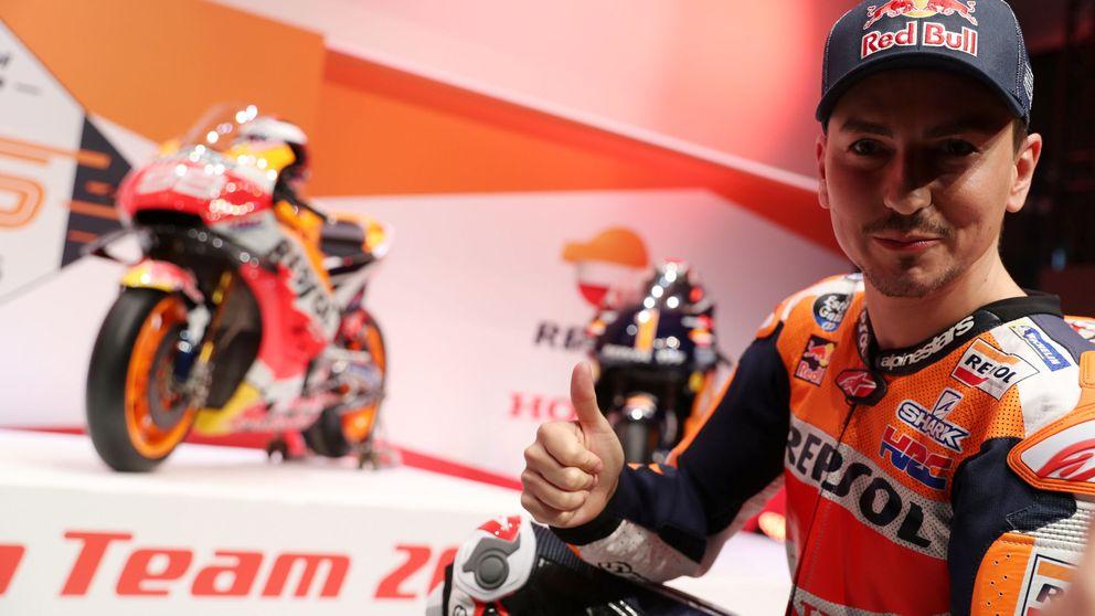 Los roces de Jorge Lorenzo y Marc Márquez en Honda