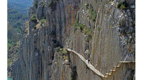 Las mejores rutas del mundo para hacer 'trekking' este año