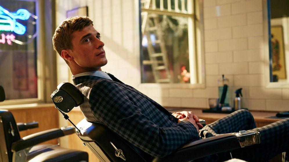 Foto: El modelo Clement Chaubernaud como imagen de la colección 'Men tailoring' de Gucci