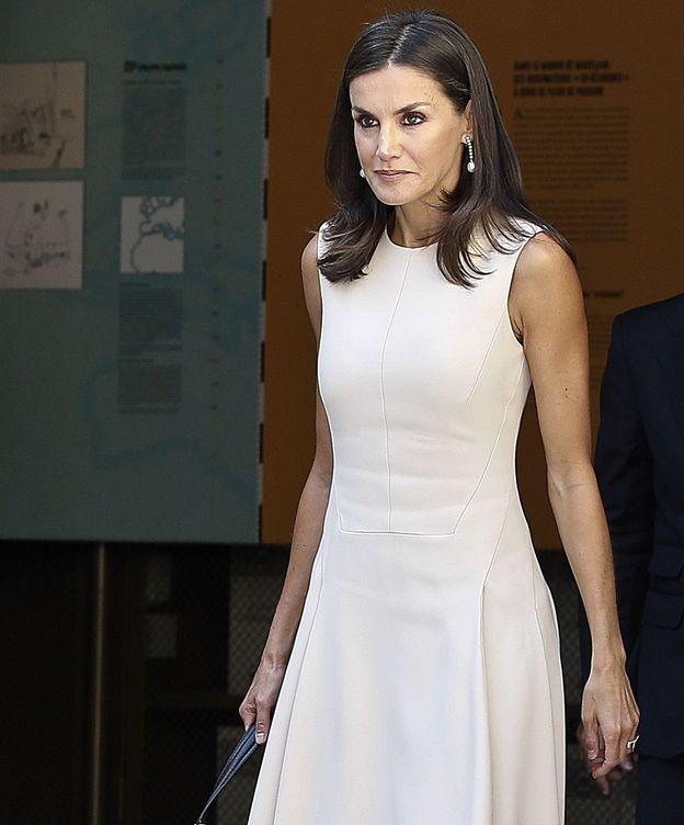 Foto: La reina Letizia. (EFE)