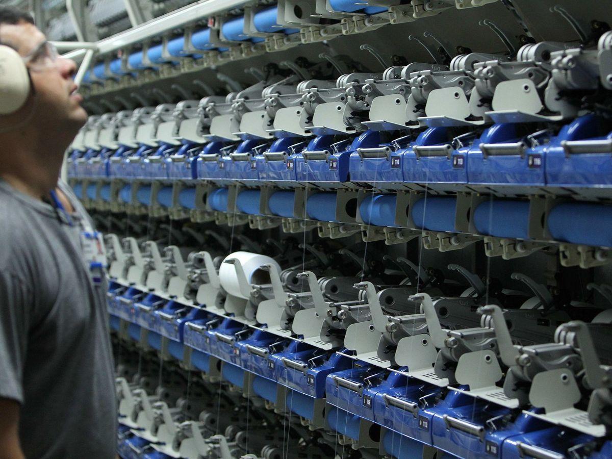 Foto: Producción industrial
