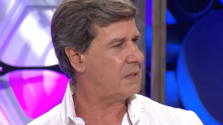 Cayetano Martínez de Irujo, en 'Un año de tu vida' junto a Toñi Moreno. (Cortesía)
