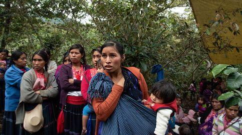 Más de 2.000 desplazados en Chiapas