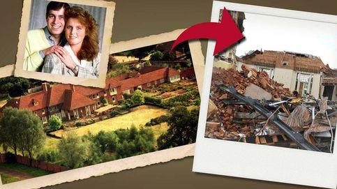 El nido de amor de Andrés y Fergie, demolido para construir una casa más grande