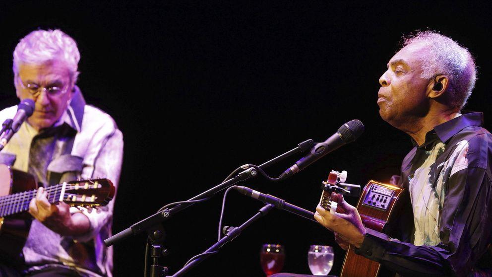 La épica tropical se llama Caetano Veloso y Gilberto Gil