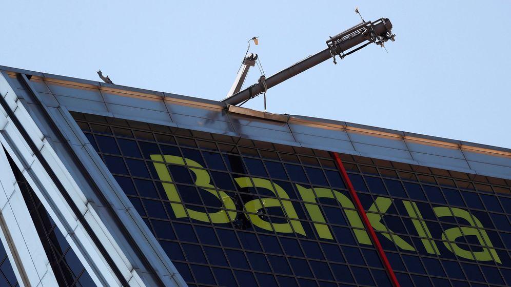 Foto: Torre Bankia. (EFE)