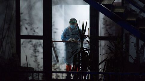 Solo 2.648 casos de coronavirus son accidente de trabajo