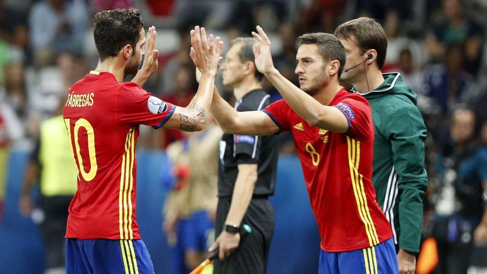 Las casas de apuestas respaldan a España, será primera de grupo