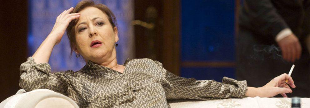 Foto: El Teatre Lliure apoya a Carmen Machi por el boicot de Toni Albà