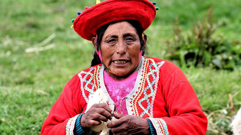 Mujer quechua en Cusco, Perú. (J. B.)