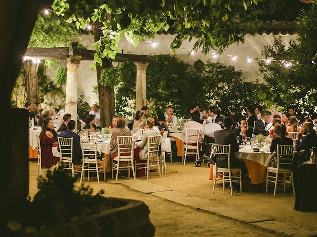 Foto: Descubre fincas mágicas para tu boda, como el Palacio de los Medinilla. (Cortesía)