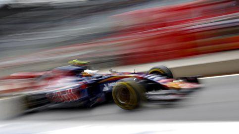 Toro Rosso vuelve a asombrar con Sainz y Verstappen arriba