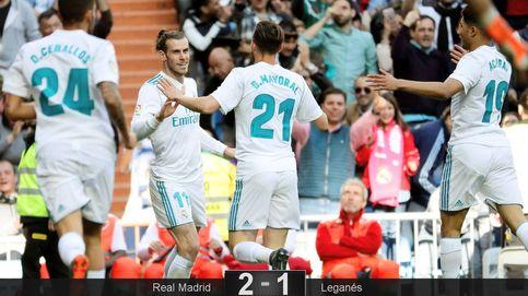 La penitencia de Bale cuando juega los 'marrones' como un canterano