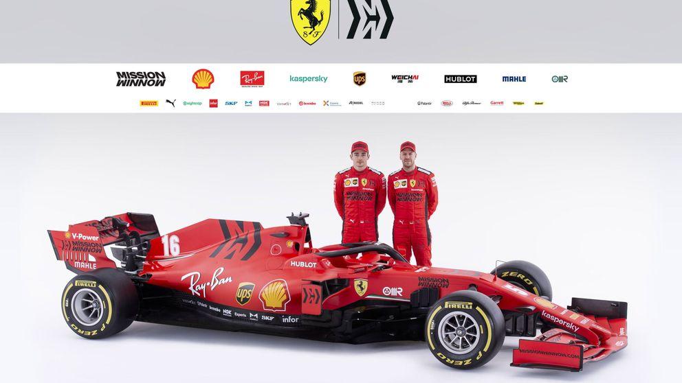 Los malos humos con Ferrari y el ataque en Italia por publicidad encubierta de Marlboro