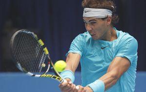 Nadal: Moyá y Ferrero son amigos y compañeros, no puedo elegir
