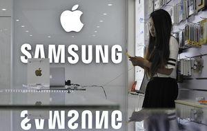 Las guerra entre Apple y Samsung crea daños colaterales en PayPal