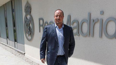 Benítez, un espectador más en el 'duelo' entre Sergio Ramos y el Real Madrid
