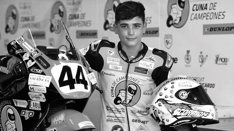 Hugo Millán o cuando quizá haya llegado al motociclismo el momento de decir basta