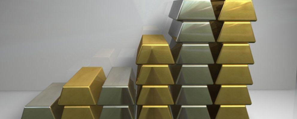 Materias primas, el refugio de la inversión: el oro alcanzará los $1.600 en 2012, según Deutsche
