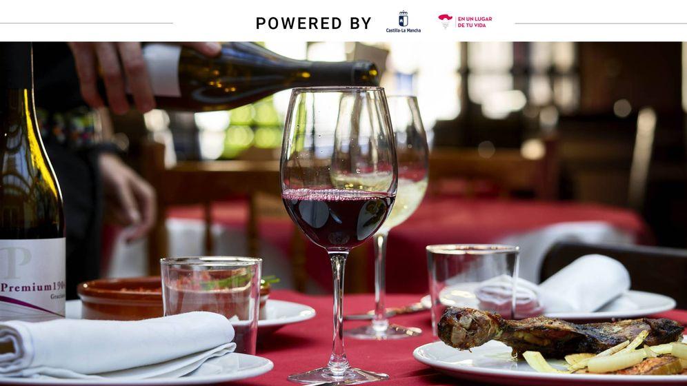 Foto: Una cocina con raíces y un vino lleno de tradición. (Turismo Castilla-La Mancha/David Blázquez)