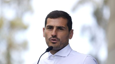 Las lágrimas de Iker Casillas con la dedicatoria de un gol del Oporto