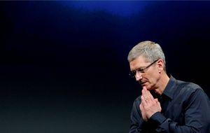 Lo que nunca debió suceder en la 'keynote' de Apple