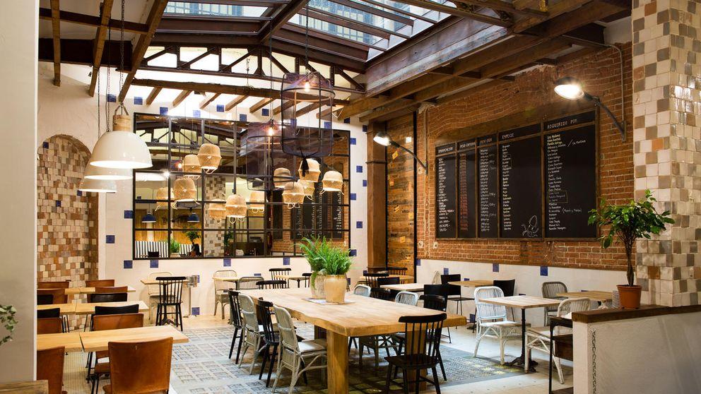 Cinco restaurantes con sorpresa: brunch gourmet, despensa gallega...