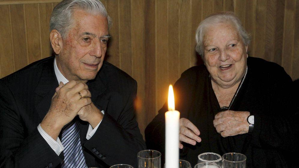 Foto: El premio Nobel de Literatura, Mario Vargas Llosa. (EFE)