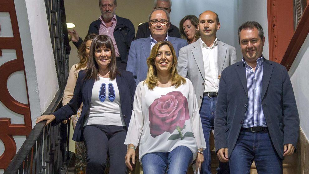El efecto Susana para el golpe en Andalucía
