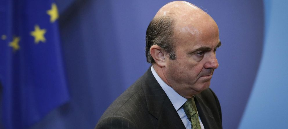 Foto: EEl ministro de Economía y Competitividad de España, Luis de Guindos. (Reuters)