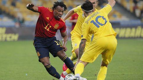 Si España no genera peligro, ¿por qué Adama Traoré no ha jugado un solo minuto?