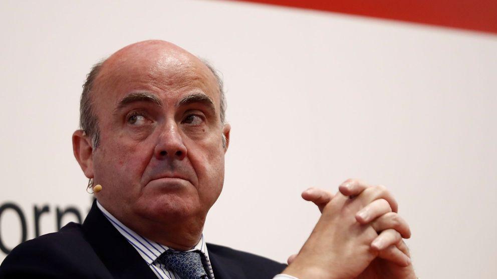 Guindos (BCE) advierte de una recuperación incompleta y desigual