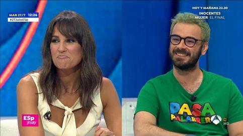 Pablo Díaz deja en evidencia a Lorena García en 'Espejo público'