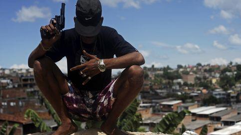 Brasil se arma hasta los dientes frente a la violencia