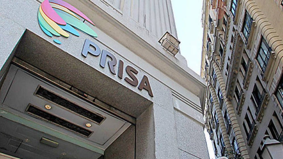 Foto: Edificio propiedad de Prisa.