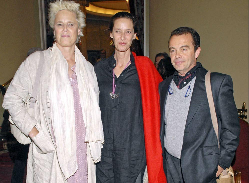 Foto: Paola Dominguín, Lucía y Carlos Tristancho. (Gtres)